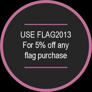 flag coupon